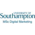 MSc Digital Marketing at Southampton University
